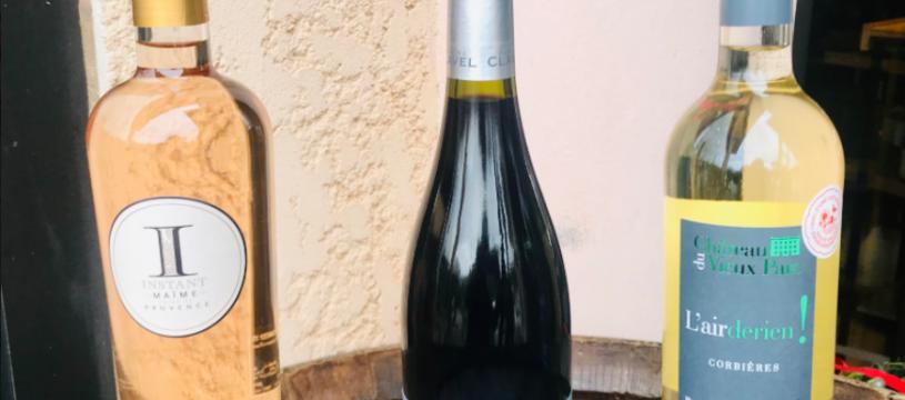 La Sélection du caviste pour 7€90 la bouteille